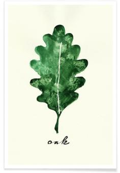 This is just one example of the kind of prints you can hang on your walls to bring some green in to your home