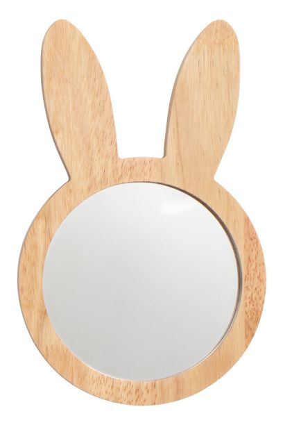 handm rabbit mirror